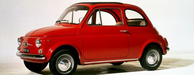 anniversario Fiat 500