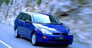 auto usate più chilometrate Ford Focus