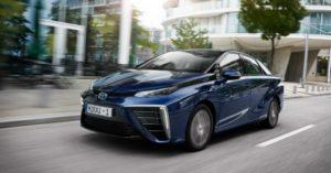 Auto a idrogeno Toyota