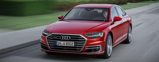 Salone di Francoforte 2017 Audi A8