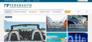 Federauto ha un nuovo sito web