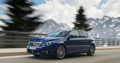 Nuova Peugeot 308: l'esordio nelle concessionarie del Leone