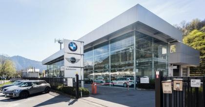 Autotorino: taglio di nastro per la nuova filiale Bmw e Mini di Como