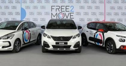 Free2Move: come cambierà (in meglio) il noleggio dei dealer PSA