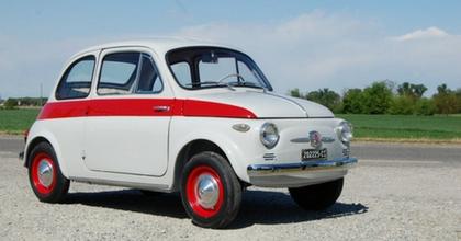 Automobili d'epoca: agli italiani piacciono le nostrane