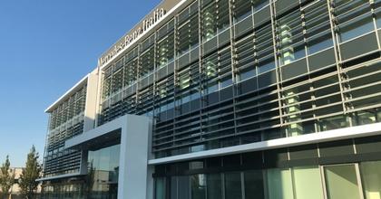 Mercedes-Benz Roma: una nuova sede per la filiale italiana