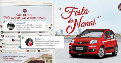 Over 65: fino al 5 ottobre 300 euro di sconto sulla Fiat Panda