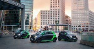 L'Ecobonus smart 2017 su tutta la gamma electric drive