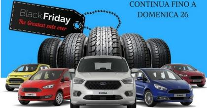 Black Friday: le offerte di alcuni concessionari per il weekend