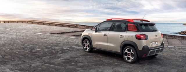 Citroen Select B-Suv C3 Aircross
