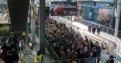 Milano AutoClassica 2017: un'edizione da record