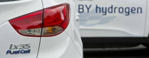 auto a idrogeno tour Hyundai