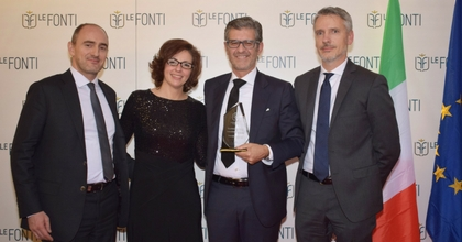 Le Fonti Awards 2017, premiata Bmw Bank grazie a Why-Buy