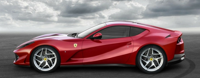 Ferrari Supersport