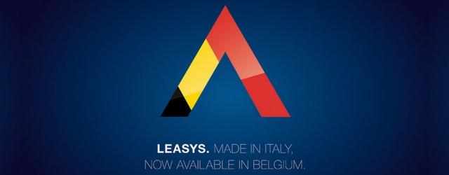 Il noleggio a lungo termine targato Leasys approda in Belgio