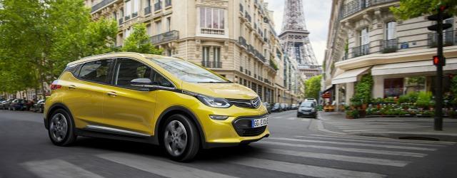 nuova Opel Ampera-e 2018