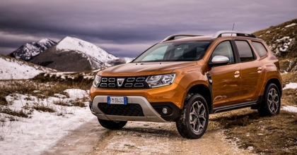 Nuovo Dacia Duster, porte aperte il 20-21 e 27-28 gennaio 2018