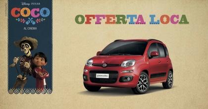 """""""Offerta loca"""" Fiat: 1.000 euro di sconto per le famiglie italiane"""