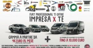 Impresa x te Fiat Professional