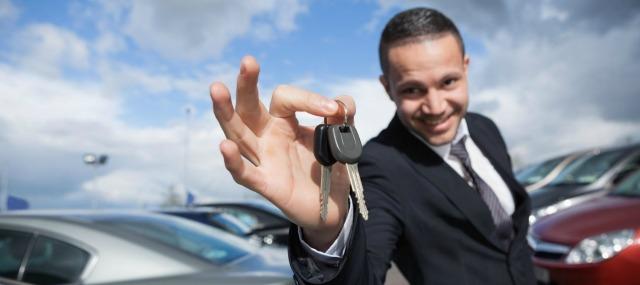 vendita dell'auto