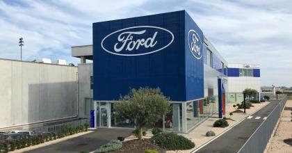Autovamm: un nuovo FordStore inaugurato a Cagliari