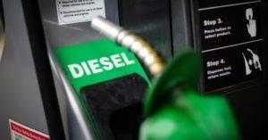 Motorizzazioni auto diesel primo semestre 2019