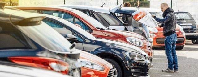 Mercato auto diesel usate