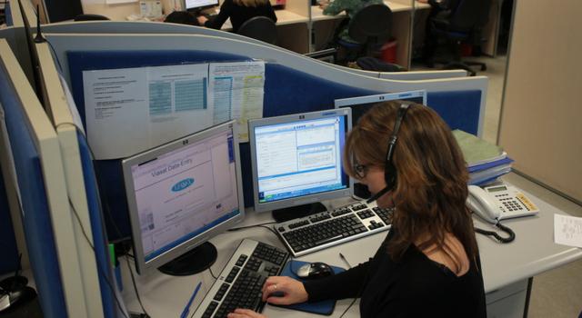 Operatore centrale operativa Viasat Dealer Portal