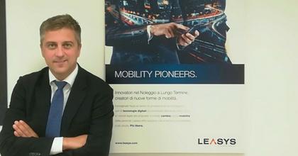 Leasys: Carlo Mariani è il nuovo direttore marketing e business development