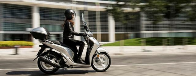 Honda: al via l'accordo con ALD Automotive per il noleggio delle moto