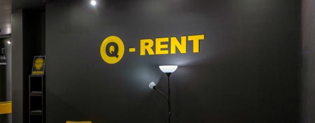 Corner Q-Rent noleggio lungo termine