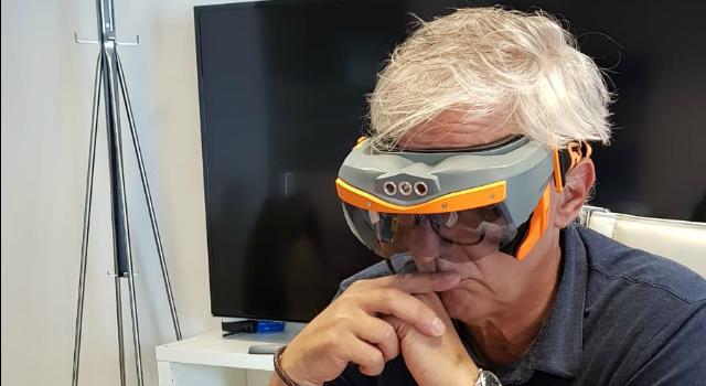 perizie auto Smart Glasses Evolvea