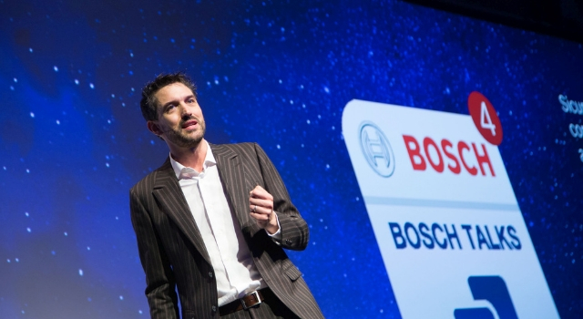 Bosche Car Service lancia la community Bosch Talks - Oliver Pontreau