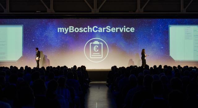 Bosch Car Service Presenta l'officina digitale con MyBoschCarService