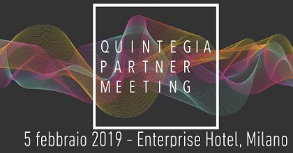 Quintegia Partner Meeting 2019: uno sguardo al futuro dei dealer