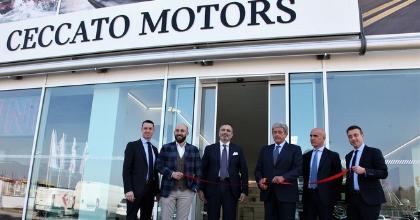 Bmw, Ceccato Motors inaugura una nuova sede a Mestre