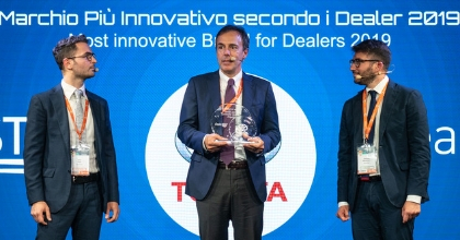 Automotive Dealer Day 2019, Toyota è il marchio più innovativo per i concessionari