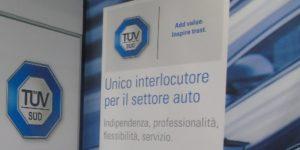 TÜV SÜD, l'ente indipendente di certificazione e collaudo allAutomotive Dealer day