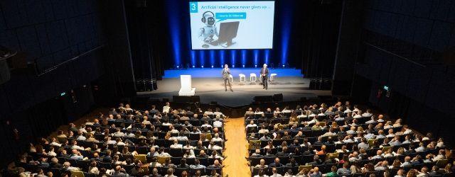 la 21a edizione di Internet Motors a Milano