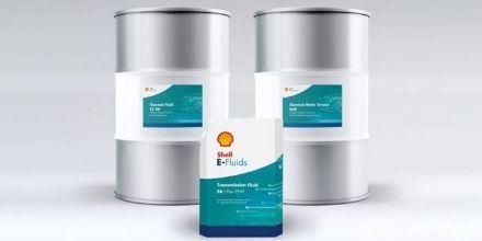 nuovi lubrificanti E-Fluids di Shell