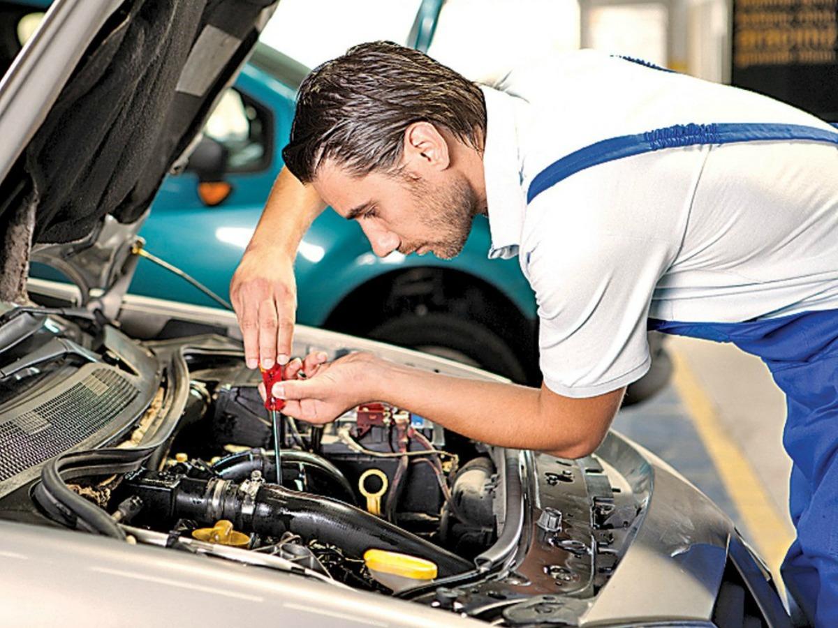 manutenzione auto elettriche termiche