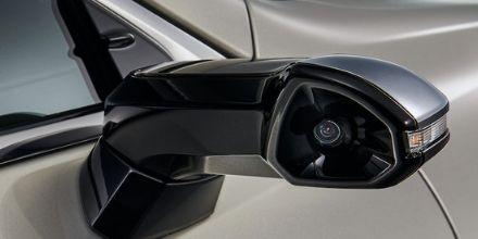 Specchietti retrovisori digitali: cosa sono