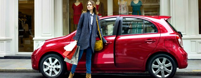 Donne e la scelta dell'auto nuova