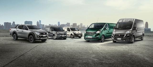 Fiat Professional gamma veicoli commerciali