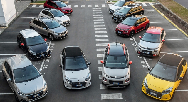 Gruppo PSA modelli auto seconda mano