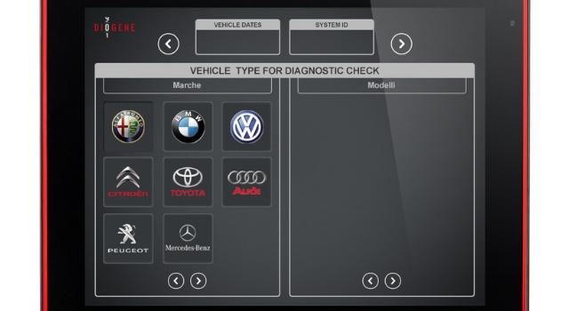 Perizia digitale auto Giove Evolvea