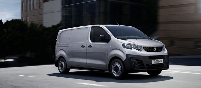 Peugeot Expert al Transpotec 2019