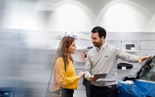 Audi Service lancia nuovi servizi per rendere le operazioni di aftersales digitali
