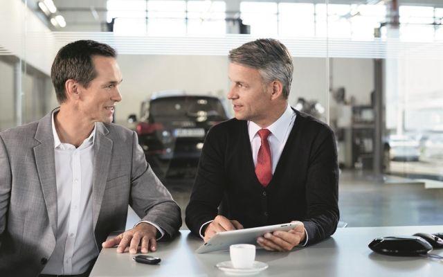 Audi Service e il post-vendita digitale: Mobile Service Reception e Pick-up & Delivery