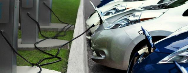 auto elettrica evento h2r ecomondo 2017